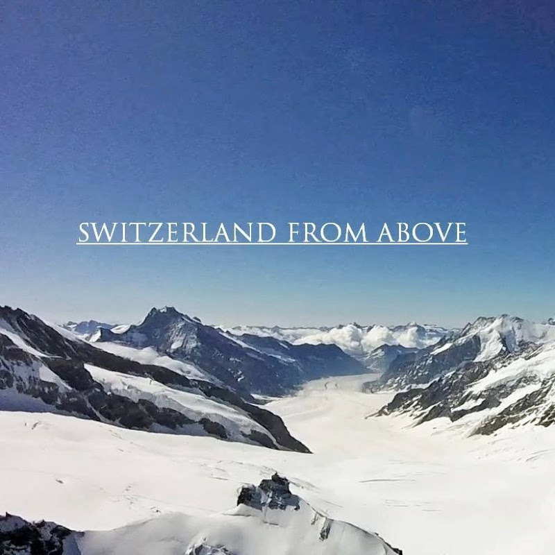 SwitzerlandFromAbove